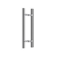Ручка DG-P-1 32x450 | FGD-257 SUS304/PSS | Полированная