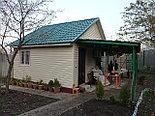 Дом из контейнеров (дачный домик), фото 2