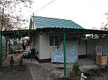 Дом из контейнеров (дачный домик), фото 3