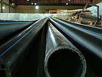 Труба полиэтиленовая ПЭ100 SDR11 водопроводная