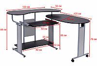 Компьютерный стол-трансформер S-213, фото 5