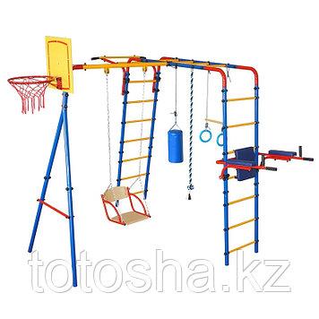 Уличный детский спортивный комплекс Юный Атлет Плю