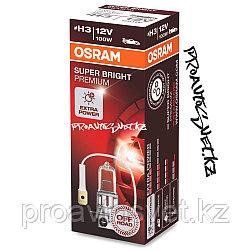 """Лампы повышенной мощности ≠ """"H3"""" 12V 100W PK22s OFF-ROAD Super Bright Premium уп.1шт 62201SBP"""