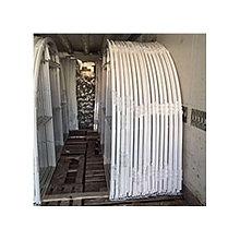 """Дополнительная секция к теплице """"Агросфера ПЛЮС"""", 2 м, Skyglass 4 мм"""