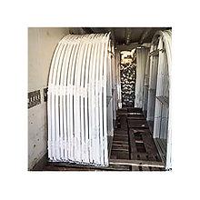 """Дополнительная секция к теплице """"Агросфера Стандарт"""", 2 м, Skyglass 6 мм"""