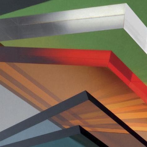 Монолитный поликарбонат цветной КинПласт 2050х3050x3 мм, фото 2