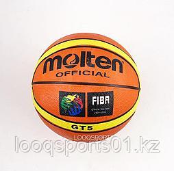 Баскетбольный мяч Molten Official GT5
