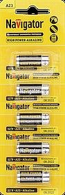 Элемент питания NBT-NE-A23-BP5 61 464 Navigator