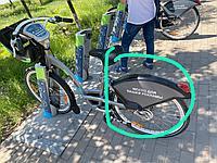 Реклама на велосипедах Astana Bike, фото 1