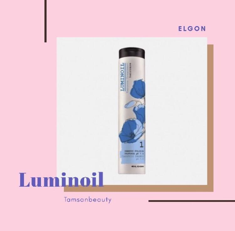 Шампунь Luminoil Elgon Cosmetics 250мл