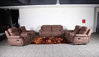 Комплект мягкой мебели (диван реклайнер)