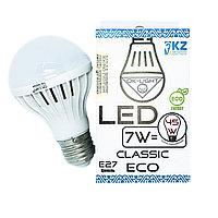 Лампа светодиодная серии CLASSIC 7W цоколь Е27 -3000К-Теплый белый свет