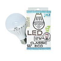 Лампа светодиодная серии CLASSIC 12W цоколь Е27 -3000К-Теплый белый свет
