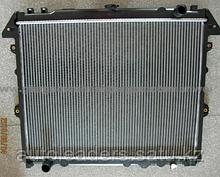 Радиатор охлаждения Toyota Fortuner V2.7 бензин 2004-2014
