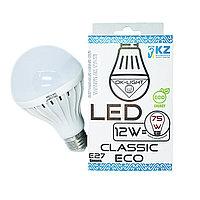 Лампа светодиодная серии CLASSIC 12W цоколь Е27 -4100К-Натуральный белый свет