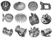 Производство деталей из металлов, отливка