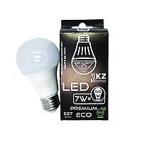 Лампа светодиодная серии PREMIUM 7W цоколь Е27 - 4100К-Натуральный белый свет