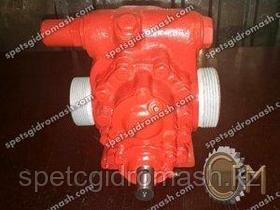 Насос НШН-600 водяной пожарный шестеренный навесной