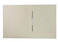 Папка-скоросшиватель картонная KUVERT, А4 формат, 260 гр, белая, фото 2