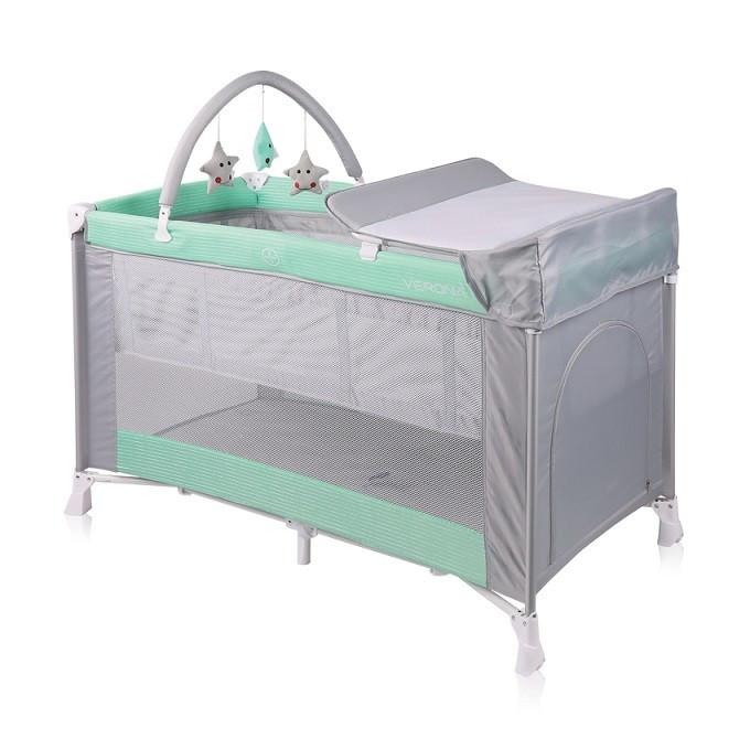 Кровать - манеж VERONA 2 Plus