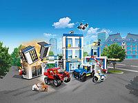 LEGO City 60246  Полицейский участок, конструктор ЛЕГО