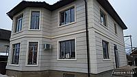 Фасадные термопанели под покраску под жидкий травертин толщина 3 см