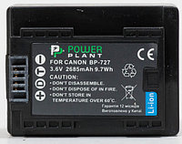 Аккумулятор для Canon BP-727 Chip (PowerPlant) 2685mAh, фото 1