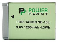 Аккумулятор для Canon NB-13L (PowerPlant) 1200mAh, фото 1