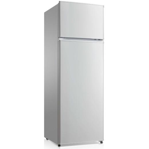 Холодильник Midea HD-312 FN (ST) серебристый