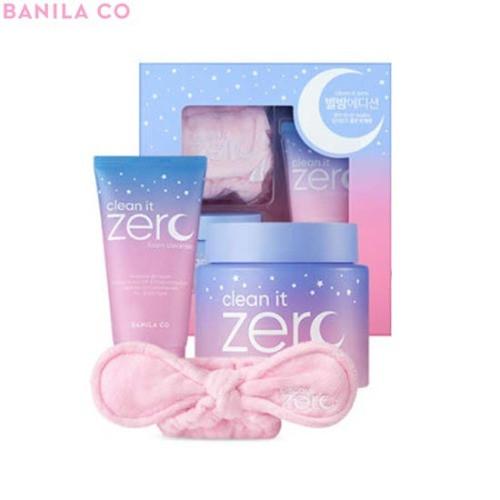 Лимитированный набор BANILA CO Clean it Zero Cleansing Balm Gift Set The Starry Night Edition