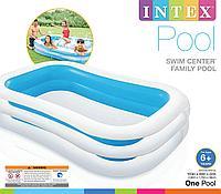 """Детский надувной бассейн """"Ванна"""" Intex"""