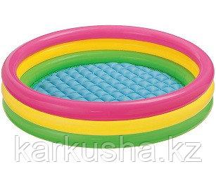 """Детский надувной бассейн """"Радуга"""" Intex"""