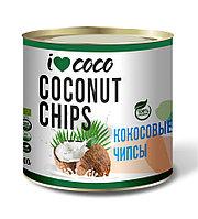 Чипсы кокосовые I❤COCO 100 гр