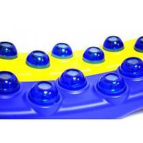 Обруч для похудения массажный Dynamic Hoop JS-6018 (вес - 2 кг), фото 3