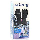 Перчатки с подогревом Pekatherm GU920L c аккумулятором и зарядкой, фото 4