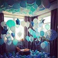 Украсить комнаты шарами к рождению ребенка. Шары на выписку из роддома