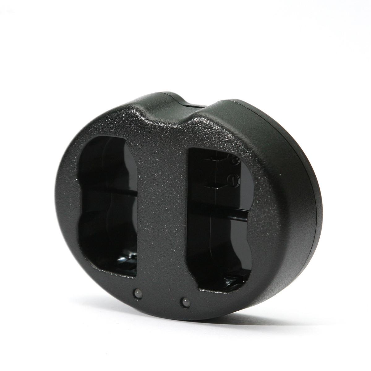 Зарядное устройство PowerPlant Dual Canon LP-E8 для двух аккумуляторов