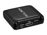 Конвертер PowerPlant HDMI - AV (HDCAV02-M)