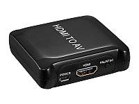 Конвертер PowerPlant HDMI - AV (HDCAV02-M)