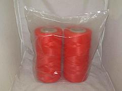 Сетка-рукав в рулоне (500м) красная П/П