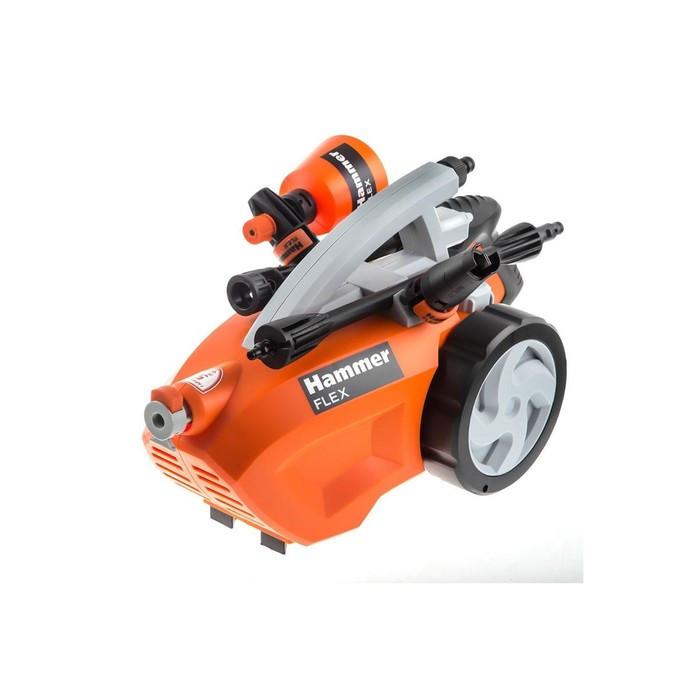 Мойка высокого давления MVD1200В Hammer Flex 1200 Вт, 270 л/ч,макс 82Бар 499242