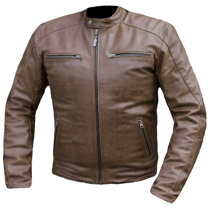 Мотокуртка кожаная Corsar, XL