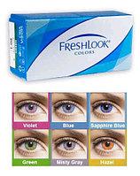 Линзы цветные FreshLook Colors