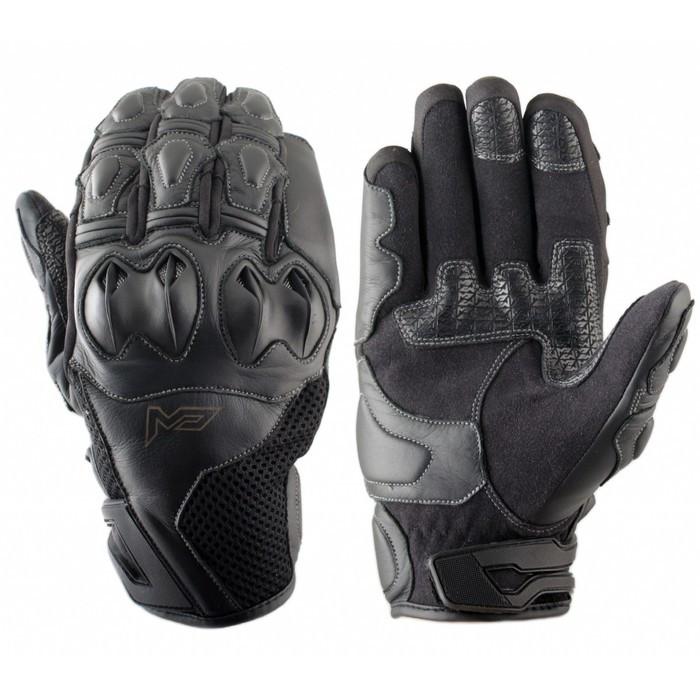Перчатки Кожаные спортивные Reactor, XS