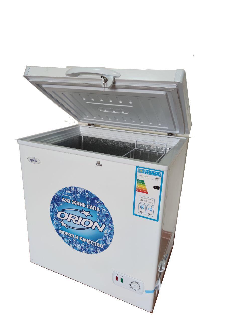 Холодильник-морозильник ORION BD-160S (серый)