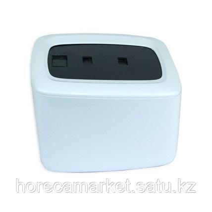 Диспенсер для салфеток Modern Mini белый, фото 2