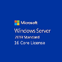 Microsoft Windows Server 2019 Standard, 16 core, OEM