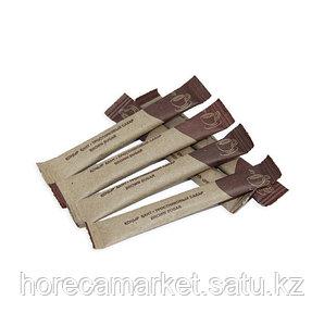 Сахар коричневый в пакетике 2x11 см (200шт)