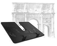 """Охлаждающая подставка для ноутбука, Deepcool, U PAL DP-N214A5_UPAL, 15.6"""", Вентилятор 2*14см, 1000±10%RPM, Сквозной USB 2.0, 26,3дБл, Габариты"""