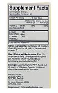 BioGaia, ProTectis, для малышей, с витамином D, здоровье пищеварительной системы, пробиотическая добавка, 0,34, фото 3